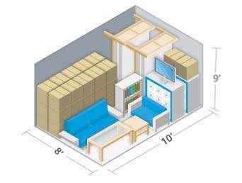 Haliburton Self Storage Units