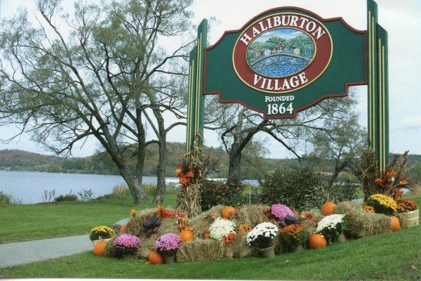 Haliburton Village